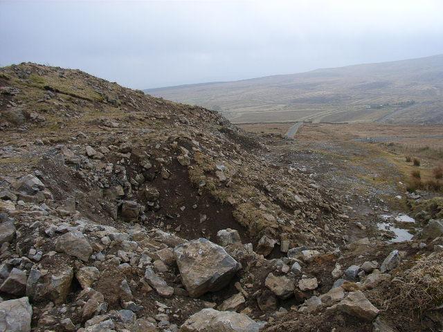Quarry, Limekiln hill