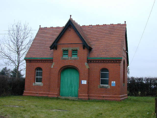 Beeston water pumping station.