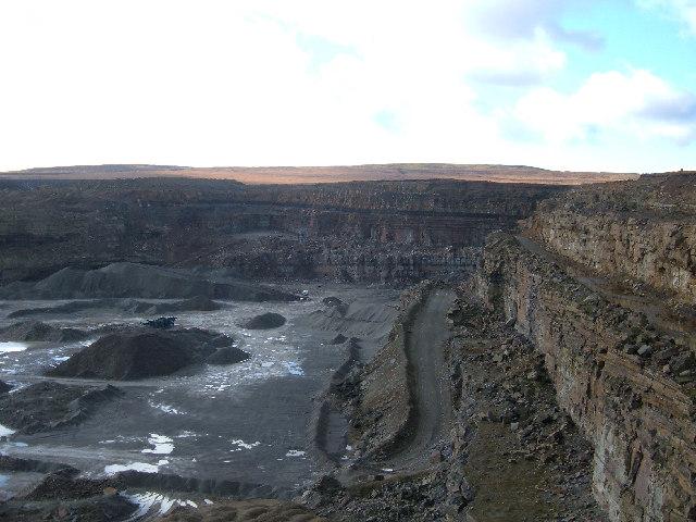 Britannia Quarry