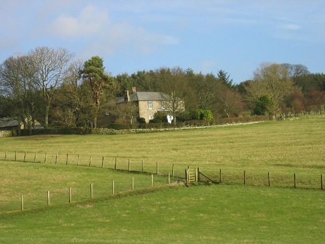 Greenleighton Farmhouse
