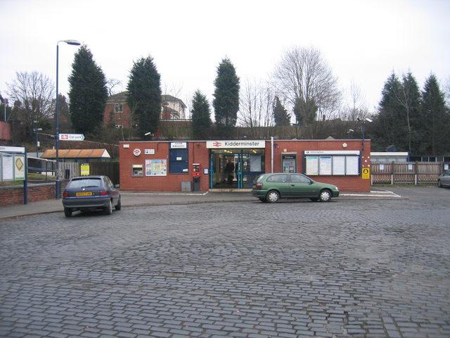 Kidderminster (Network Rail) Station