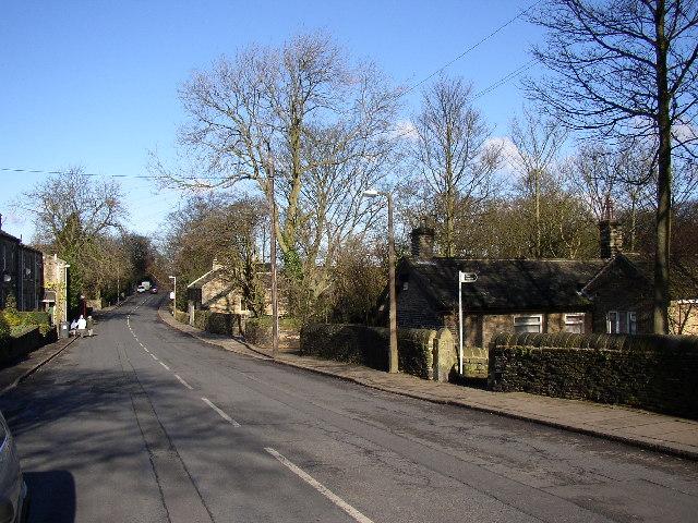 Scholes Lane, Scholes, Yorkshire