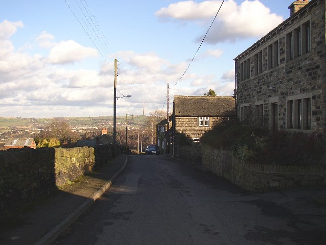 Manor Road, Netherton, Farnley Tyas, Yorkshire