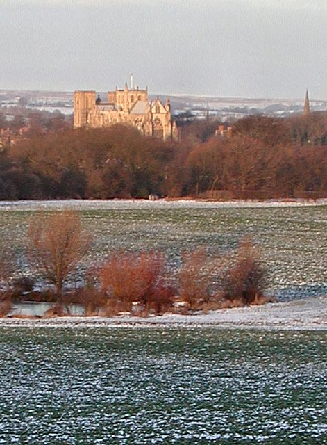 Ripon Cathedral (Winter)