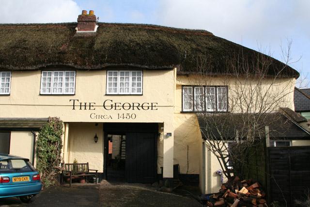 Hatherleigh: The George