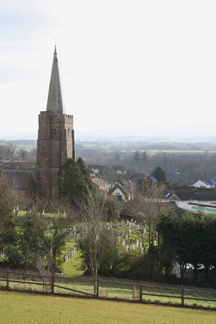 Hatherleigh: St John the Baptist's church