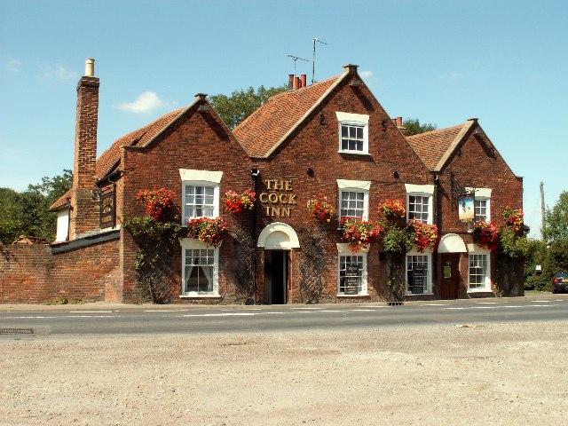 The Cock Inn, Boreham, Essex