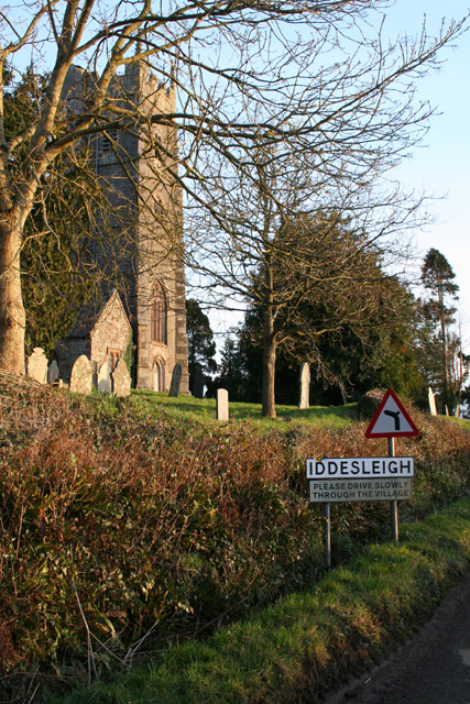 Iddesleigh: St James� Church