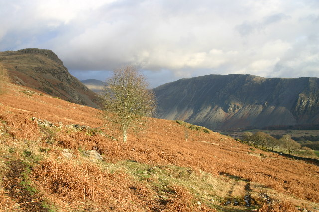 Fellside, Wasdale