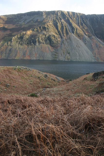 Goat Gill and Wastwater