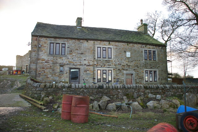 Standridge, farmhouse