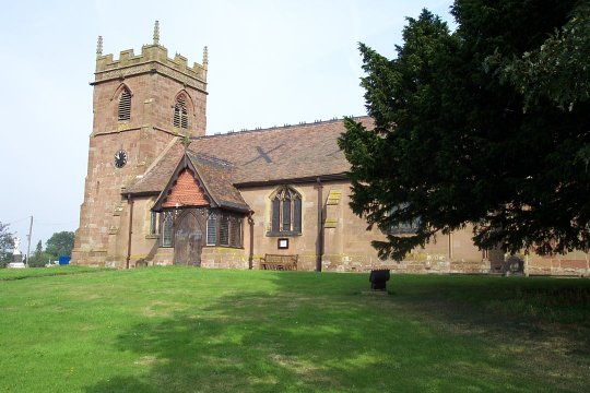 Lilleshall, Church of St. Michael & All Angels