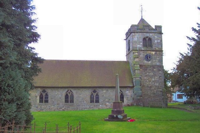St. Lawrence, Little Wenlock