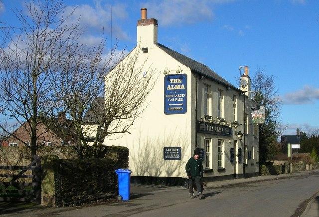 Alma Inn, Mosborough, Nr Sheffield