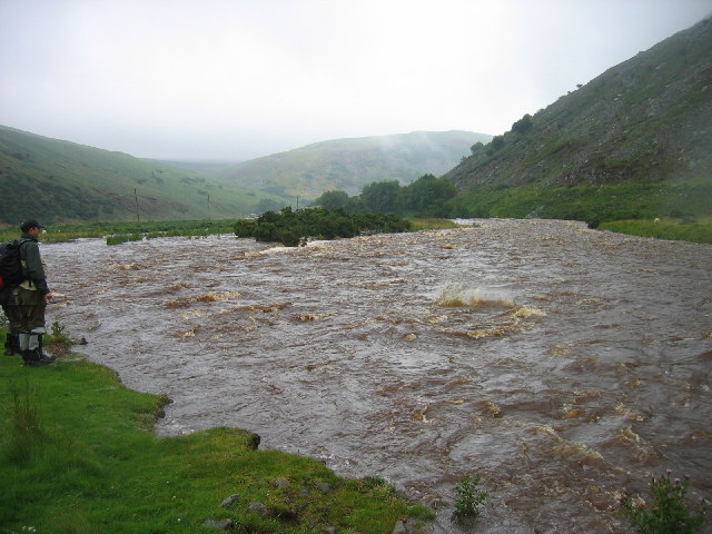 River Breamish in the Ingram Valley