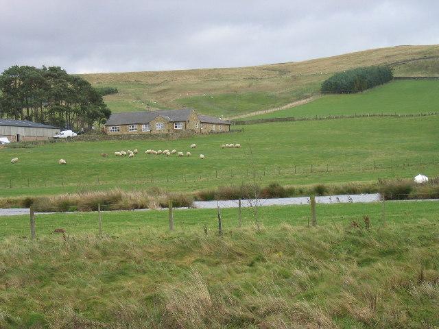 Monkridge Hill Farm, West Woodburn