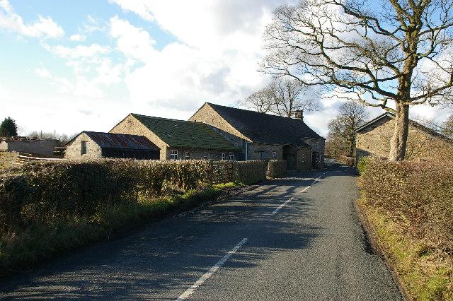 Moss Barn, Bashall Eaves