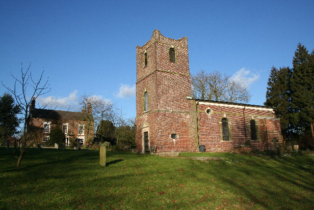 St.Peter & St.Paul's church, Scremby, Lincs.