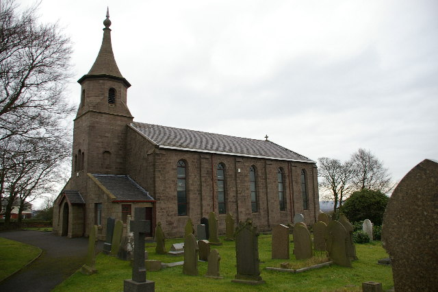 St Paul's Church Withnell