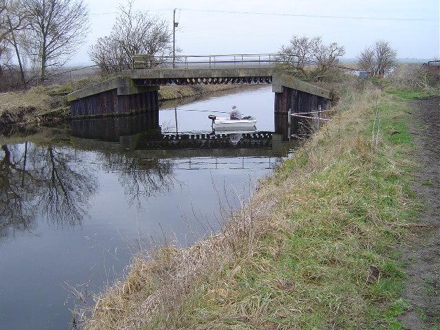 Bradford or Froghall Bridge, near Farcet