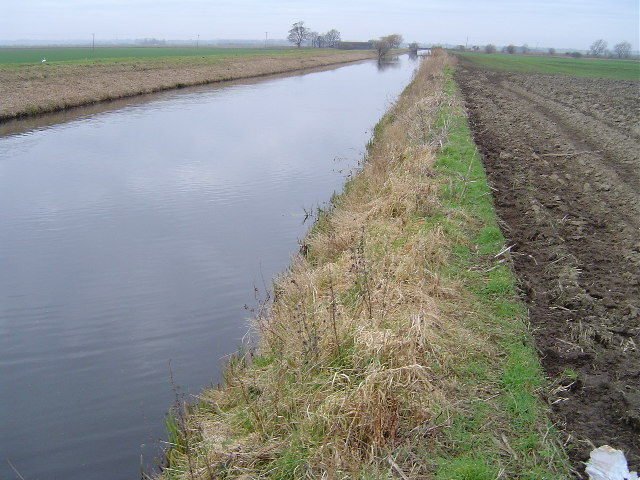 North Western Cut (Drain), near Farcet