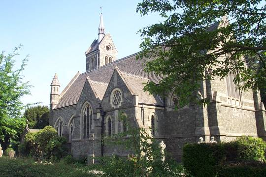St. Peter, Bardon