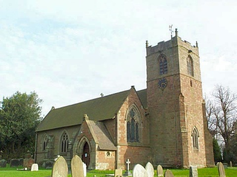 St. Mary, Blymhill
