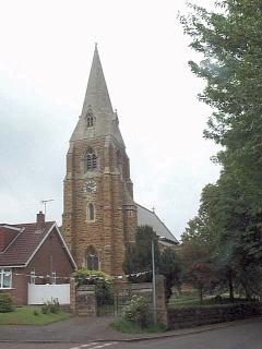 St. Mary, Binbrook