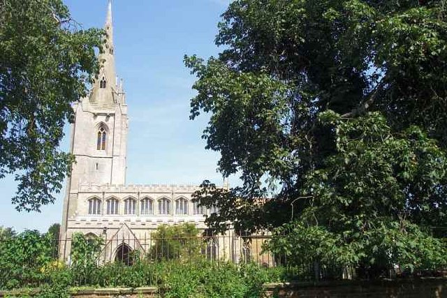 St. Andrew, Billingborough