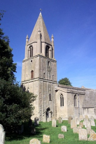 St. John the Baptist, Barnack