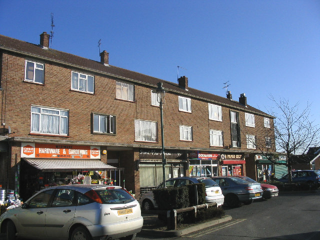 The 'Local' Shops