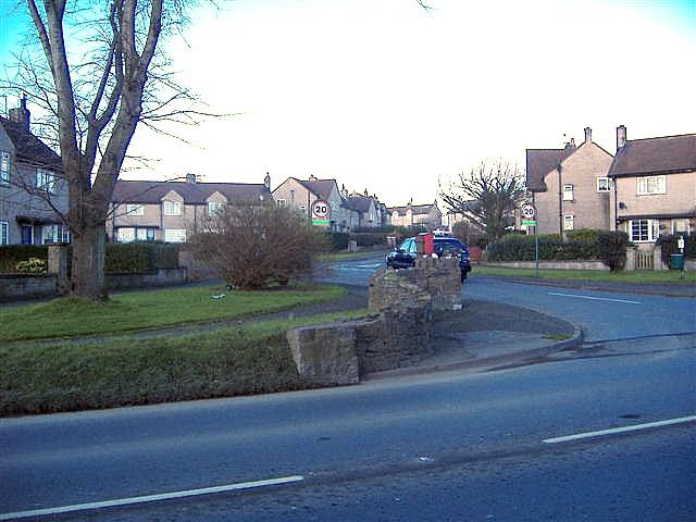 Entrance to Clagh Vane, Ballasalla