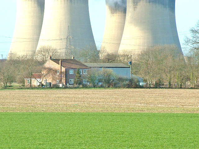 Drax, Nelliefield Farm