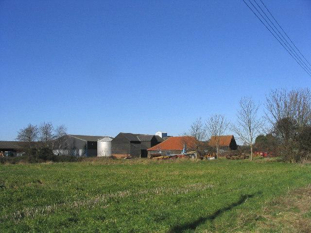 Beaumont Otes Farm near Chelmsford