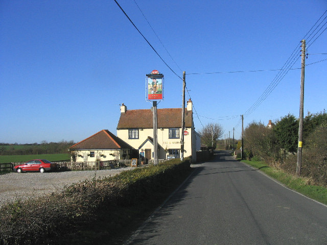 The Pig and Whistle Public House, Chignall Smealy