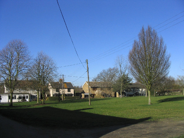 Village green, Chignall St. James