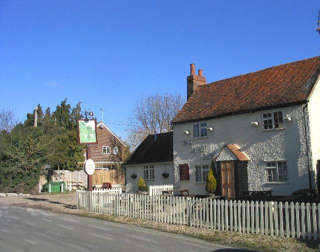 The Three Elms Public House, Chignall St. James