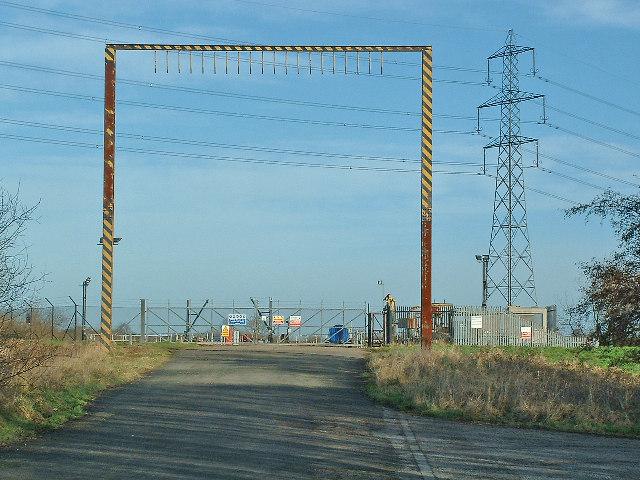 Drax Power Station Jetty