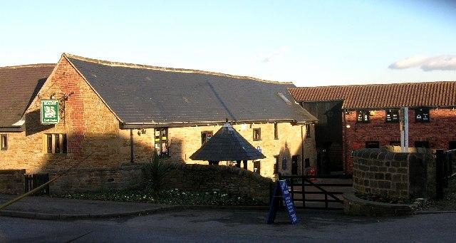 Ridgeway Craft Centre, Near Sheffield (NE Derbyshire)