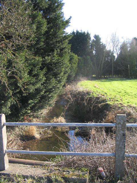 River Can at Blackwall Bridge