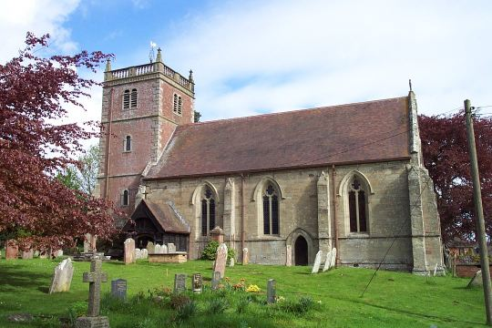 St. Peter, Chelmarsh