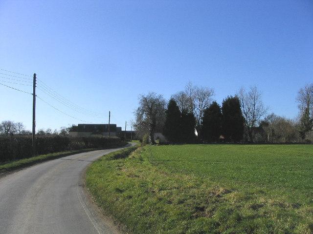 Hoestreet near Roxwell