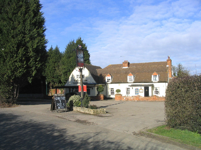 The Duck Inn, Newney Green