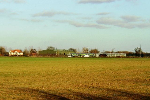 Farmland and nurseries near Southend