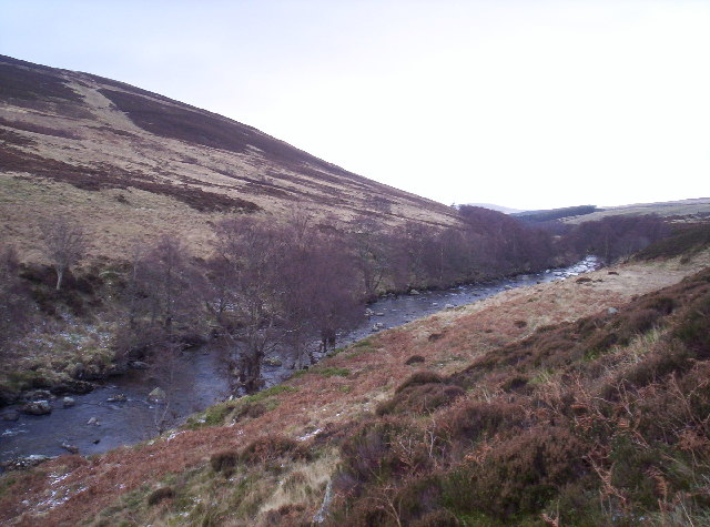 West Water in Glen Lethnot