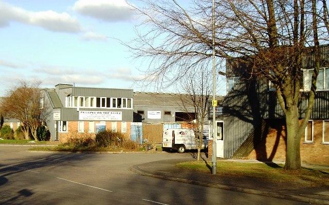 Temple Farm Industrial Estate, Southend