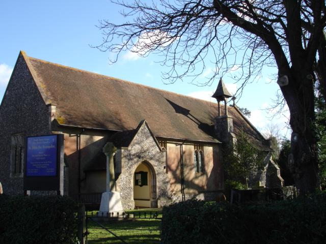 St John The Evangelist Bodle Street Green East Sussex