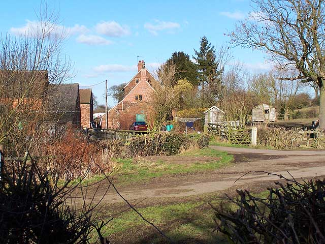 Lower Hagg Farm