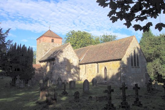SS Peter & Paul, Cleobury North