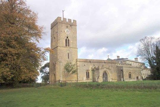 Cranford St. Andrew Church